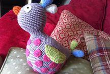 Crochet & sewing  / by Sam Guzman