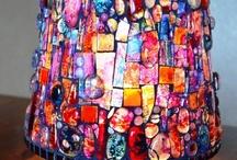 Artist in Mosaic - Nikki-Ella Whitlock / by Chris Cantrelle