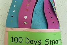 100 days of school / by Charlene Bates Aparicio