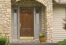 Door Manufacturers / Brands that US door and more carries. / by US Door & More Inc.