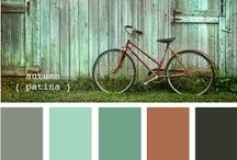 Color Inspiration / by Dina Anderson