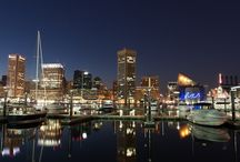 My Baltimore;  or Bawdymore or Bawlmer or Bmore....Hon / Welcome to Charm City. I've lived in the Baltimore area my whole life. Although I've contemplated leaving so many times; considering work opportunities, travel, looking for a lower cost of living, the beauty and diversity that I have grown up in all my life is hard to walk away from.  When I think about my criteria for a living environment; four seasons, close to beaches, mountains, city, great architecture, farms, skiing, culture, history...I always find myself describing exactly where I am. / by Michelle Gardner
