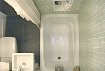 Bathroom renovation wants / by Julia Patrick