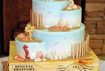 Creative Cakes! / by Savina Gilham