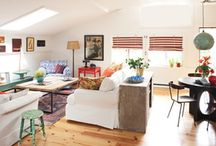 Apartment living / by Annelise Kromann