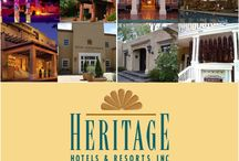 Heritage Hotels & Resorts Resume / Embrace the unique and vibrant history and culture of New Mexico with our 8 culturally distinct boutique hotels. Surround yourself with luxury and modern amenities in Albuquerque, Las Cruces Santa Fe and Taos. / by Heritage Hotels & Resorts