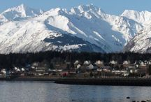 Places I've Lived - Alaska / Home for 5 1/2 years / by Laura Damon