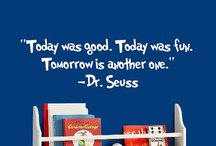 Dr. Seuss / by Lynne Morris