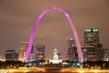 St Louis / by Leslee Vallie