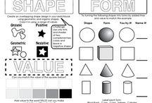 sketchbook prompts / by J George