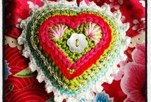 Crochet heart / by Iris Stogmeyer
