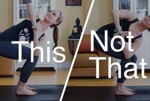 yoga / by Serene Mclean