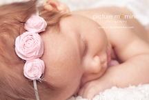 baby girl. / by Courtney Castrey