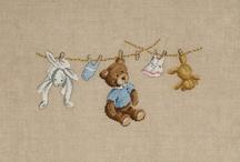 Cross stitch - Patterns / by Dalila Silva