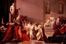SPQR: The Ancient Romans / by Micheal Capaldi