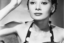 Audrey Hepburn / by Liana Pinto