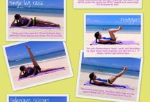Fitness / by Cindy Rowe {crazylou}