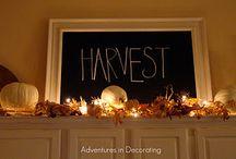 Fall and Thanksgiving / by Kara Parkman