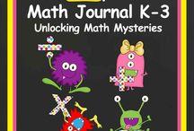 Math Journal / by Buysellteach