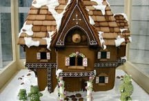 Gingerbread House / by Cheryl VanGuilder