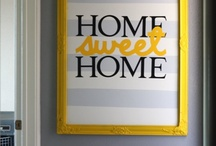 Home sweet home. / The Headricks...one day at a time. / by Mary Headrick