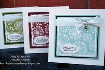 Daisy Delight Silhouette / by AnnaBelle Stamps