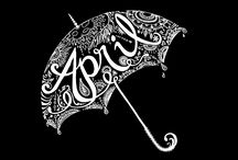 Typography/Calligraphy / by Happy Pinguin