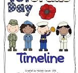 Holidays/veterans & memorial days / by Katie Turkeybun