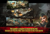 Download on iTunes / https://itunes.apple.com/us/app/devils-at-gate-pacific-war/id569807672?mt=8 / by Pacifc War Game for iPad