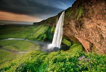 The magical place I wish to see 'Iceland' / by Danae Jeanes