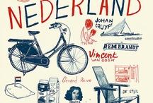 Nederland! / by Michelle