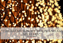 The Sun, Moon and Stars / by Jandi McCormack