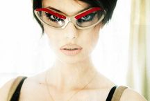 Four Eyes / Glasses and more glasses / by Creative Coquette
