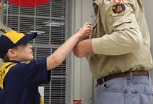 Cub Scouts / by Courtney N
