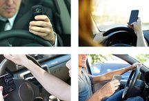 Teen Driving: Why Be A Good Driver? / Teen drivers face a lot of risks when they start learning how to drive. Distracted driving is a cause of the majority of teen accidents.  / by Be Smart. Be Well.
