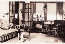 vintage interiors / by PonyBoy Press