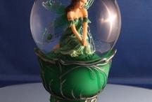 Fairy snow globes / by Lynne Coat