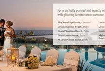 Louis Hotels Weddings / Rediscover Romance / by Louis Hotels