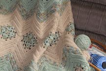 Crochet - Afghans / by Kelli Christiansen