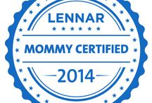 "Mommy Certified Homes / See what makes a Lennar home ""Mommy Certified"". / by Lennar Tampa"