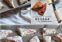 scones / by Mary Howard