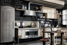Kitchens to Covet / These kitchens really cook, both functionally and aesthetically. / by Julia M Usher c/o Recipes for a Sweet Life