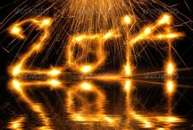 Happy New Year! ★ ★ / by Kelly Norelius