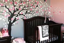Nursery ideas / by Jessica Harmon