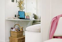 Home office/Vanity / by Tairaca White