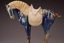 Pottery - Animals & Sculpture / by Debbie Serrer