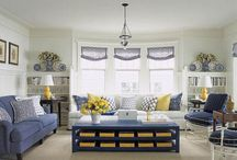 Living Rooms / by Heidi Fifield Schneider