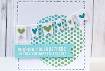 CARD INSPIRATION / by Caro's Kaartjes