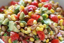 Salads / by Carmen Wishlow