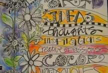 Lettering/Art Journaling / by Dawn Maurice